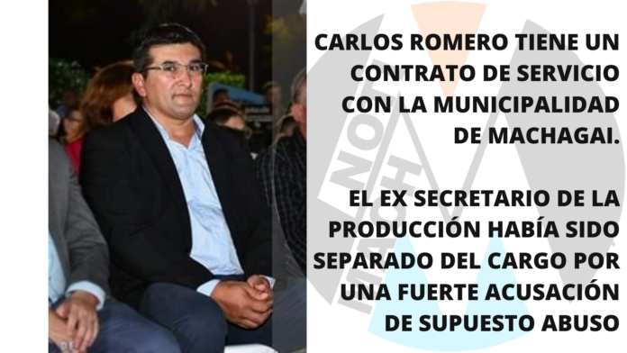 Carlos Romero Machagai ABUSO