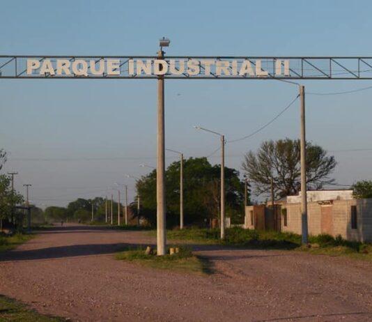 PARQUE INDUSTRIAL DE MACHAGAI