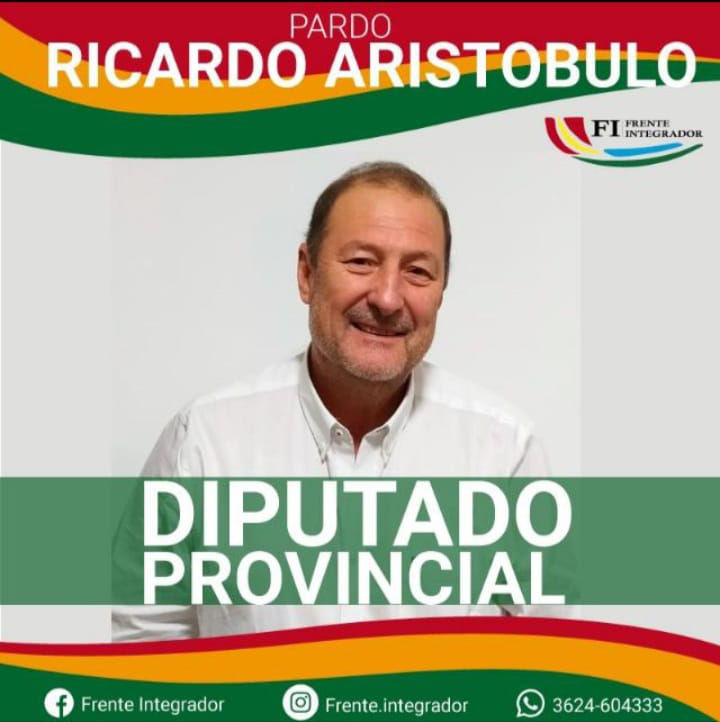 RICARDO PARDO DIPUTADO PROVINCIAL